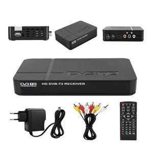 RÉCEPTEUR - DÉCODEUR   HDTV DVB-T2 Récepteur TV Vidéo numérique HD Récept