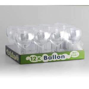 verres ballons 19cl achat vente verres ballons 19cl. Black Bedroom Furniture Sets. Home Design Ideas