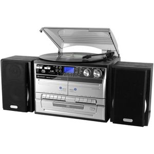 RADIO CD CASSETTE SOUNDMASTER MCD 4500 USB SYSTÈME AUDIO
