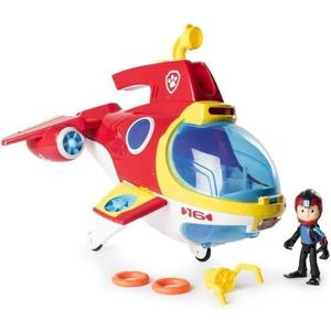 FIGURINE - PERSONNAGE Pat Patrouille Sous-Marin Sea Patrol Spinmaster