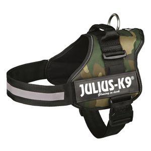 HARNAIS ANIMAL Harnais Power Julius-K9 - 2 - L-XL : 71-96 cm-50 m