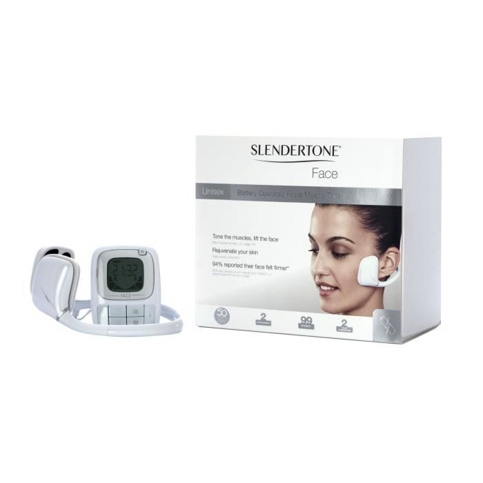 slendertone electrostimulateur face femme prix pas cher cdiscount. Black Bedroom Furniture Sets. Home Design Ideas
