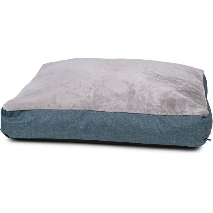 VADIGRAN Matelas Ares - 80 cm - Turquoise - Pour chien