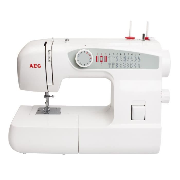 AEG 123 Machine à coudre ? 85W ? 26 pts