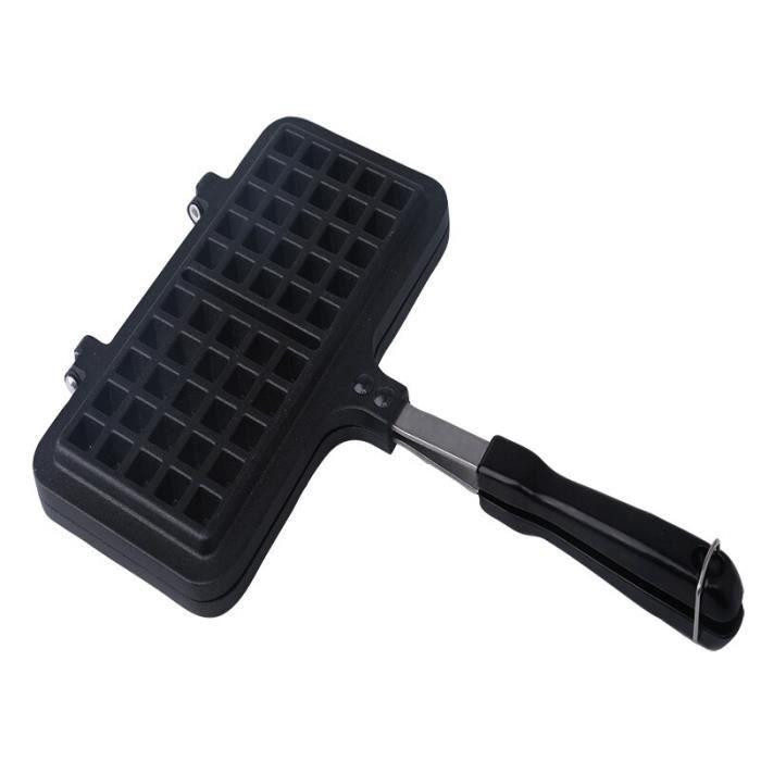 Haute qualité Mini gaufrier fabricant moule gaz appareils de cuisson à domicile oeuf gaufre Pan crêpe outils de cuisson~ W10814