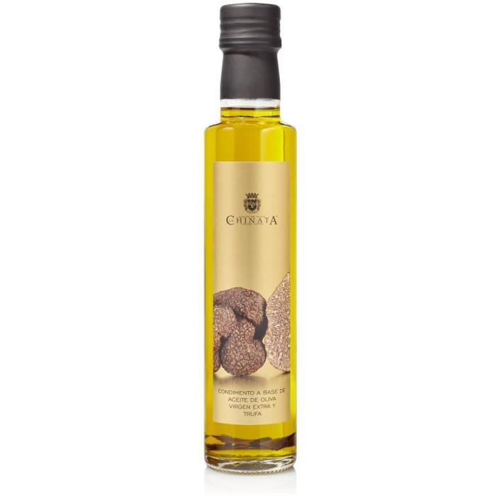 Huile d'Olive Vierge Extra 'Truffe' (Verre 250 ml)