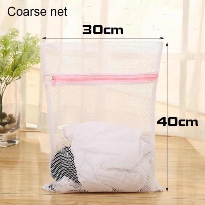 Filet De Lavage,Snailhouse sac de Protection en filet de lavage pour vêtements et Machine à laver, soutien - Type Coarse net S