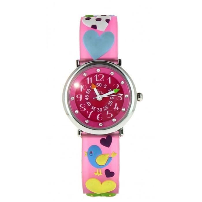Montre Baby Watch Zap pédagogique : Love Love