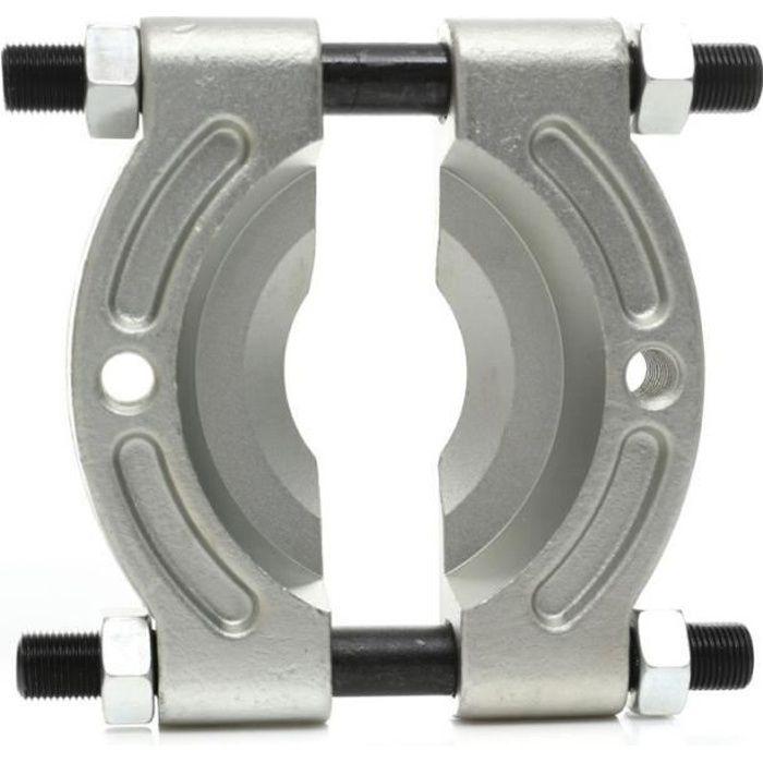 DCRAFT - Kit d'extracteurs de roulement - 3 pouces - Pour extraire les roulements - Noir