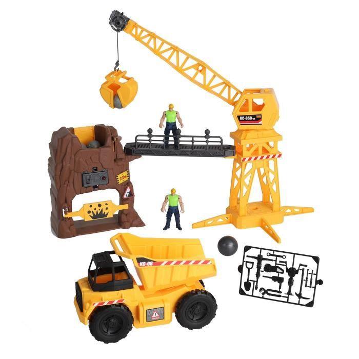 CITY - Set de jeu géant - La mine