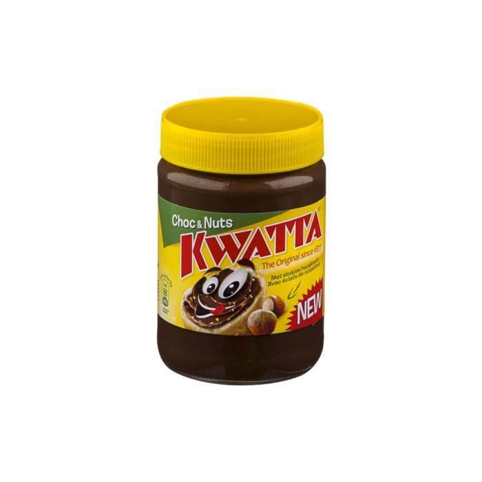 Kwatta - Kwatta Original Chocolat Lait et Noisette