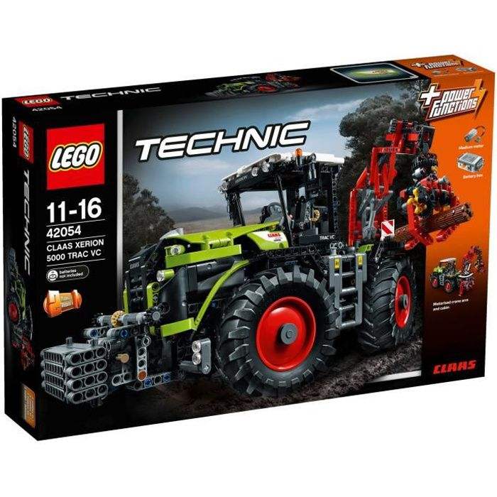 prix LEGO 42054 Claas Xerion 5000 Trac Vc