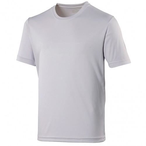 T-shirt performance uni Just Cool - Homme Gris
