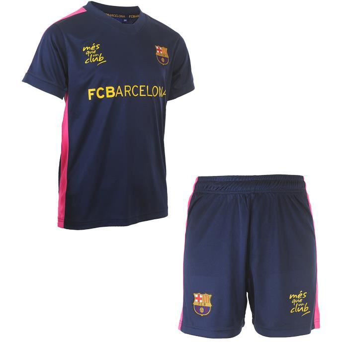 Maillot + short BARCA - Collection officielle Fc Barcelone