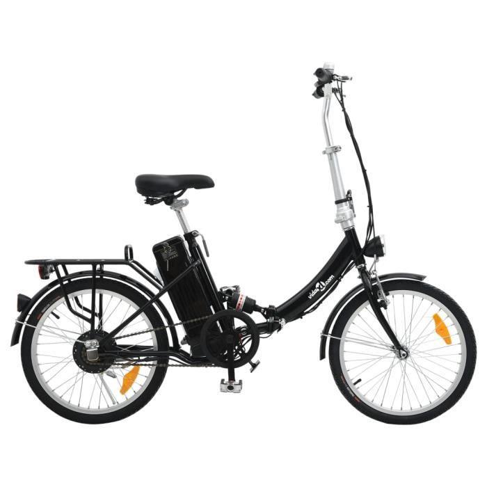 PRO© Vélo électrique Vélo Assistance électrique - pliable et pile lithium-ion Décor - Alliage d'aluminium 87388 :-)