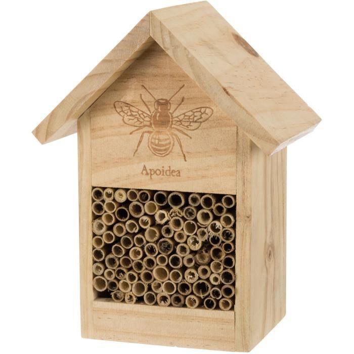 TRIXIE Hôtel - 17 × 23 × 12 cm - Pour abeille