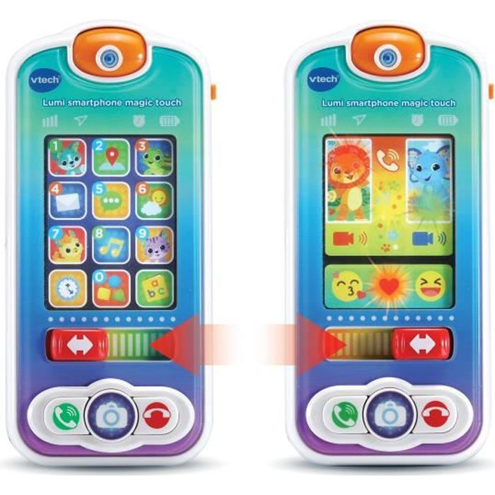 Vtech Baby - Lumi smartphone Magic Touch - 12 - 36 mois