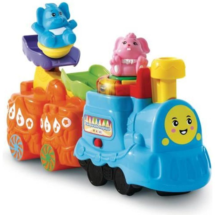 VTECH - Train Parade Magique + 2 Animaux