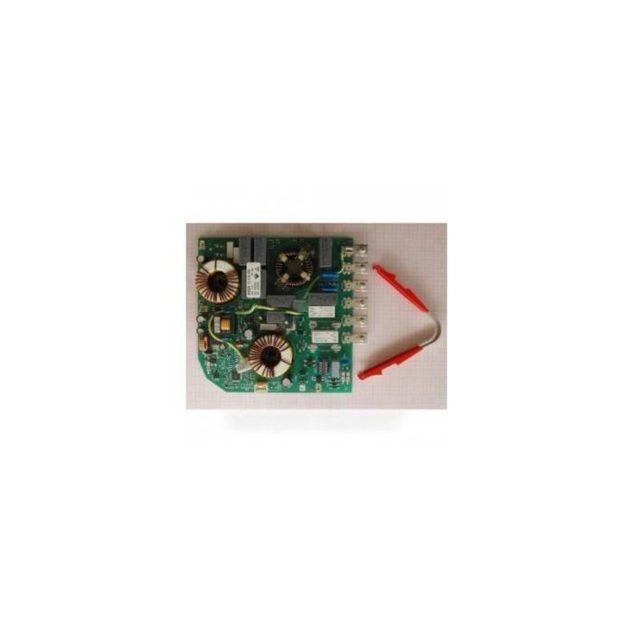 Platine de puissance filtre pour plaque de cuisson WHIRLPOOL 923342 - * 481221458253 481221458536 - BVMPièces
