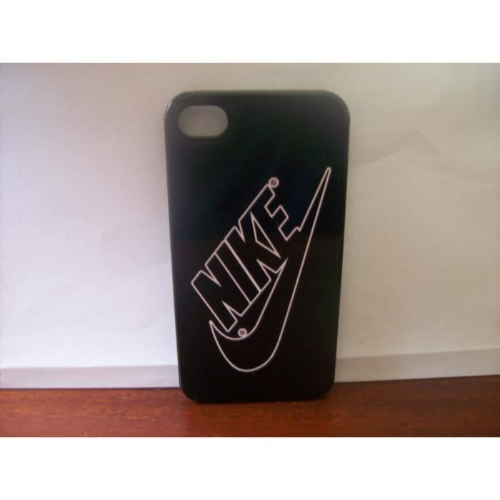coque nike iphone 4 4s neuf motif c achat vente coque. Black Bedroom Furniture Sets. Home Design Ideas