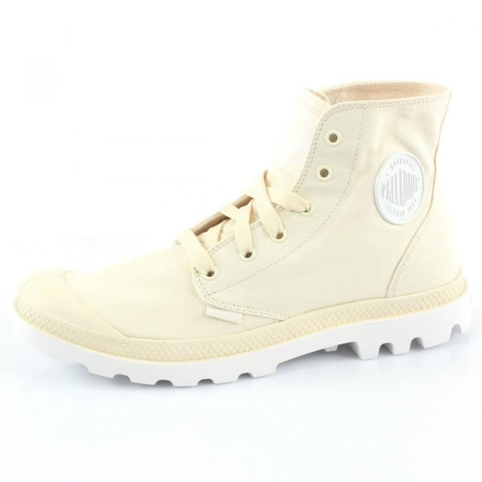 Baskets PALLADIUM Blanc Hi