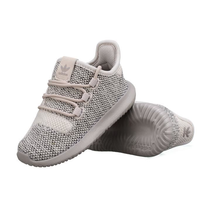 Basket enfant Adidas Tubular Shadow I Bb8888 Beige