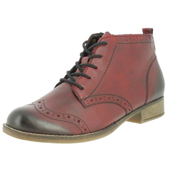 bottines / low boots r9372 femme remonte r9372