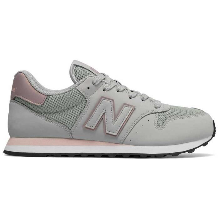 chaussure femme new balance grise
