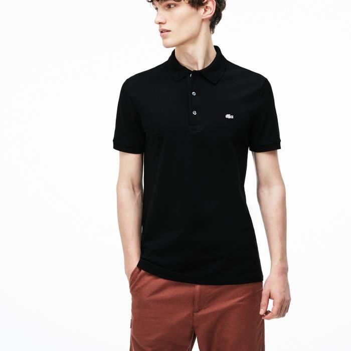 Lacoste polo slim fit stretch polo polo t-shirt manches courtes hommes ph4014