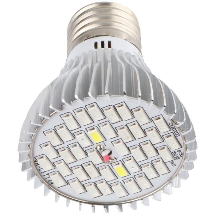 1pc Led Lumière De Croissance Des Plantes à Spectre Complet Cultiver La Lampe De Semis Pour Maison Achat Vente Eclairage Horticole 1pc Led Lumière De Croissance Cdiscount