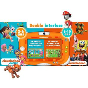 VIDEOJET Tablette Enfant Nickelodeon