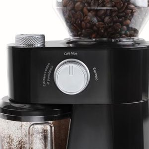 Domoclip premium DOD116 Moulin /à caf/é /électrique Marron