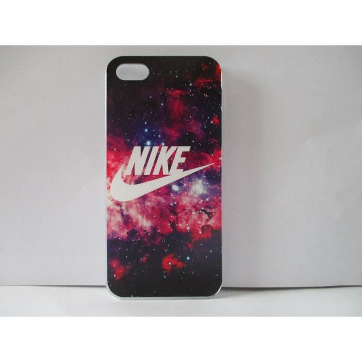 coque nike iphone 5 5s se neuf motif e achat coque. Black Bedroom Furniture Sets. Home Design Ideas