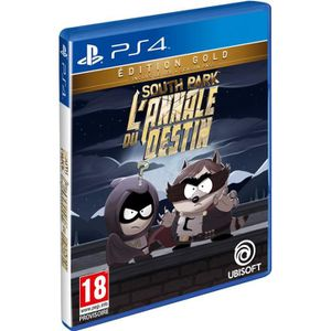 JEU PS4 South Park : L'annale du Destin Edition Gold Jeu P