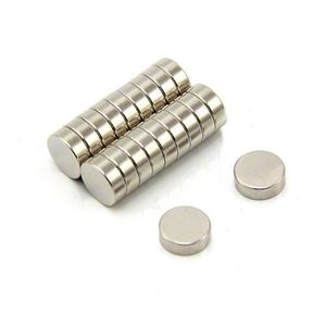 AIMANTS - MAGNETS 100 Aimant SUPER PUISSANT Neodyme 10x1.5mm
