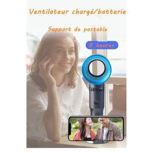 VENTILATEUR Ventilateur chargé ou batterie facile à porter à l