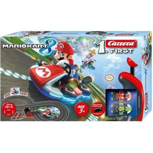 CIRCUIT Circuit Miniature - Carrera First 63005 Mario Kart