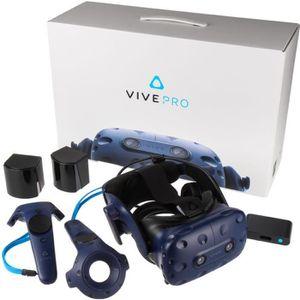 CASQUE RÉALITÉ VIRTUELLE HTC Vive Casque de réalité virtuellePro Full Kit