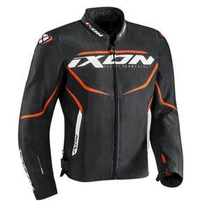 BLOUSON - VESTE IXON Blouson de moto Sprinter - Noir / Orange