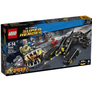 ASSEMBLAGE CONSTRUCTION LEGO® DC Comics Super Heroes 76055 - Batman™ : Cho