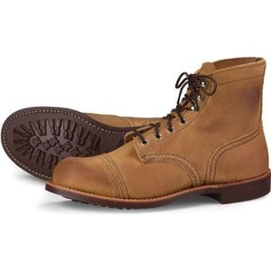 BOTTINE Red Wing - Iron Ranger Boots en Cuir Homme 8083 -