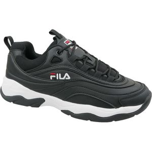 BASKET Fila Ray Low 1010561-12A sneakers pour homme Noir