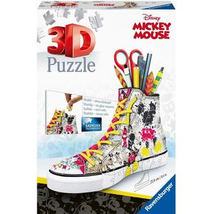 PUZZLE MICKEY Puzzle Sneaker Mickey Mouse - Disney