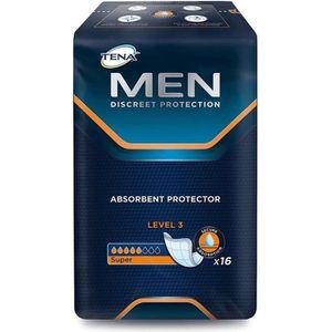 FUITES URINAIRES TENA MEN NIVEAU 3 (SUPER) CARTON DE 96 PROTECTIONS
