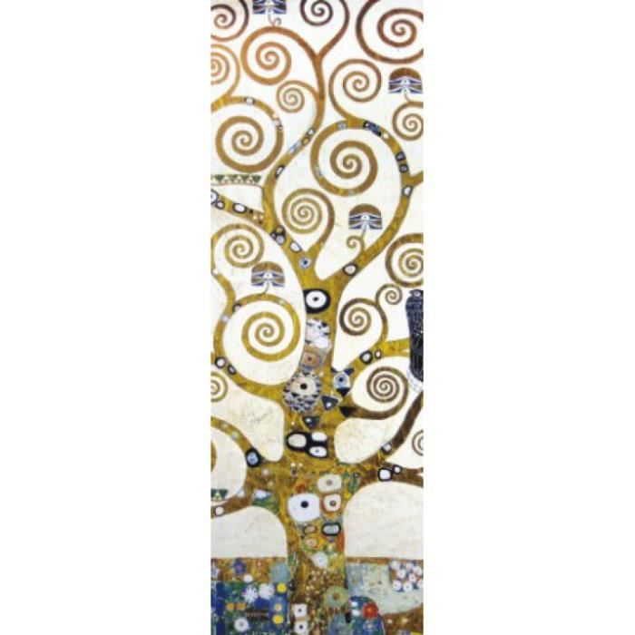 Gustav klimt papier peint photo poster l arbre de vie for Decoration murale arbre de vie