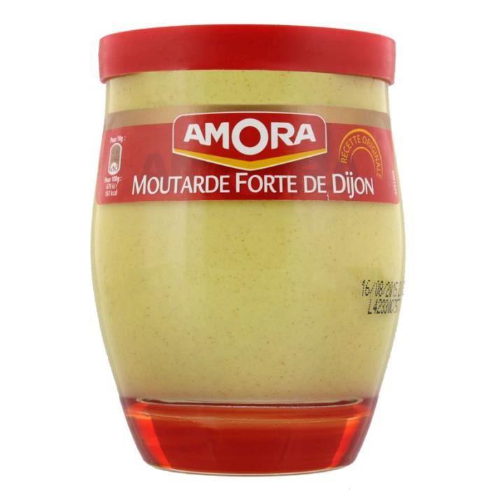 Moutarde de Dijon 245 g Amora