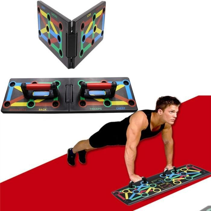 HOT 2020 New Push Up Rack Board Men Women Training System Power Exercise Tool Home Fitness Equipment For Gym Body Training