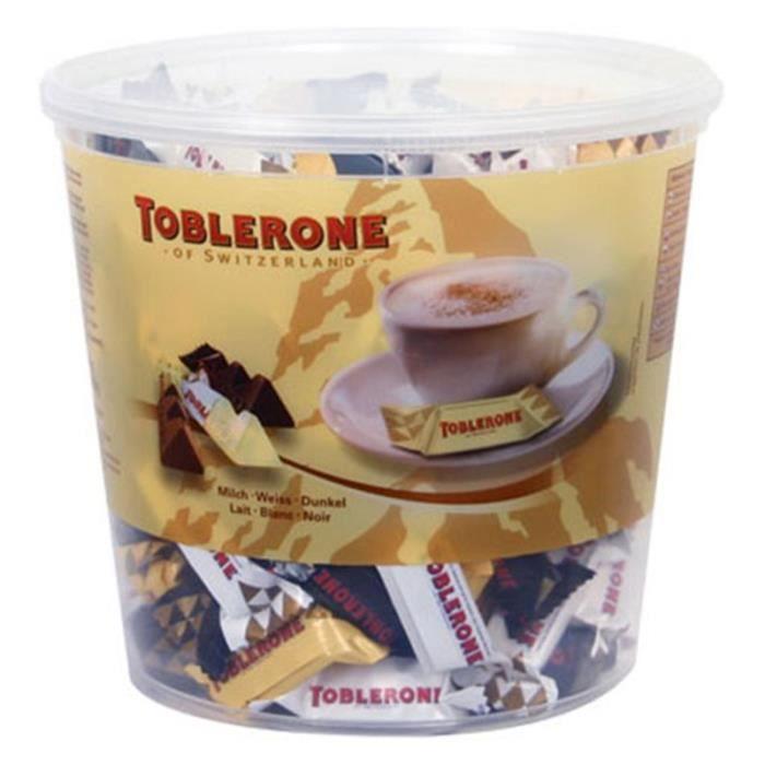 Toblerone Miniatures Mix (lot de 4)