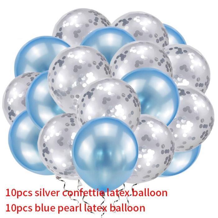 1st 1 2 3 4 5 6 7 8 9 ans joyeux anniversaire feuille numéro Ballons or Rose Ballons bébé garçon fille fête décorations *MA44086