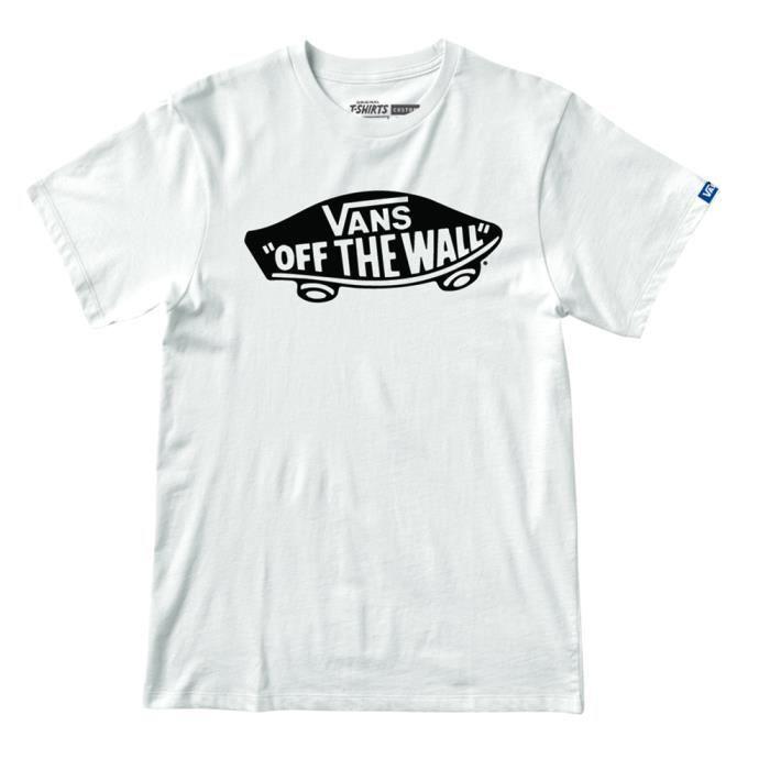 Vans OTW - T-shirt Homme - blanc
